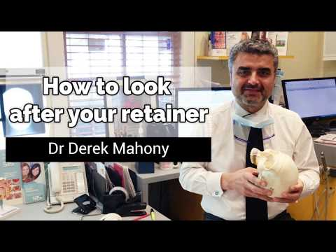 How to look after your retainer