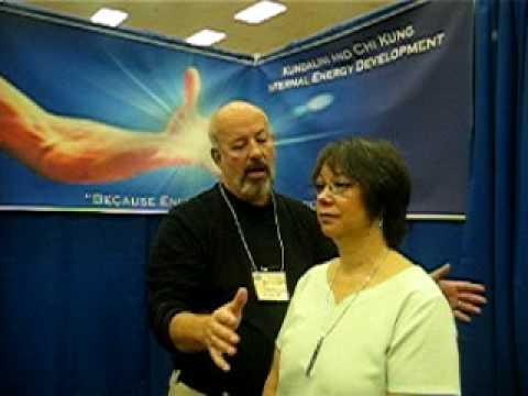 Chi Kung Grand Master Soke Dr. Glenn Morris Hoshin/KAP Chi Sensitivity
