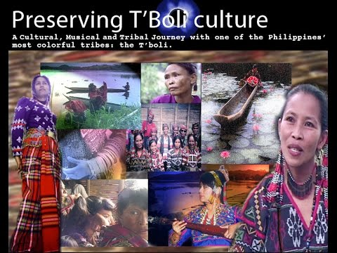 Preserving Culture: the T'boli of Mindanao, Philippines, part 1