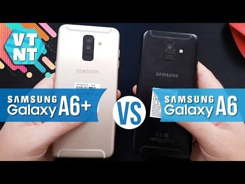 Samsung Galaxy A6 или A6 Plus Какой выбрать?
