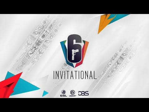 Rainbow Six - Six Invitational | Playoffs /  Patokalipsa vs Room Factory [11 января]