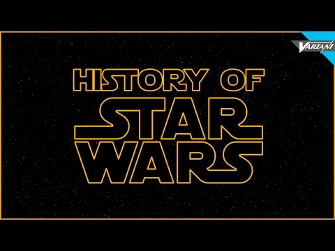 History Of Star Wars!