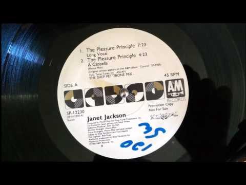 Janet Jackson - Pleasure Principle - Long Vocal