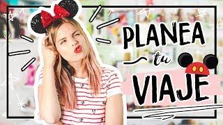 ☆¿Cómo Planear tu Viaje a Disney?☆ | Dolce Placard
