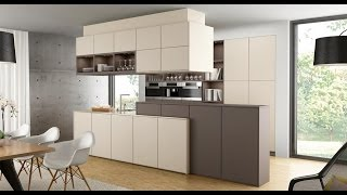Leicht New York-custom Kitchen Cabinets From Germany