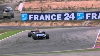フォーミュラ・ルノー3.5 モーターランド レース1