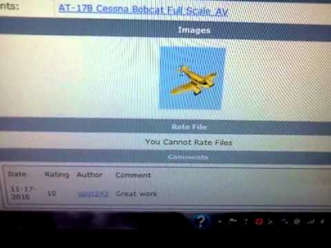 How to download planes to realflight g4.5
