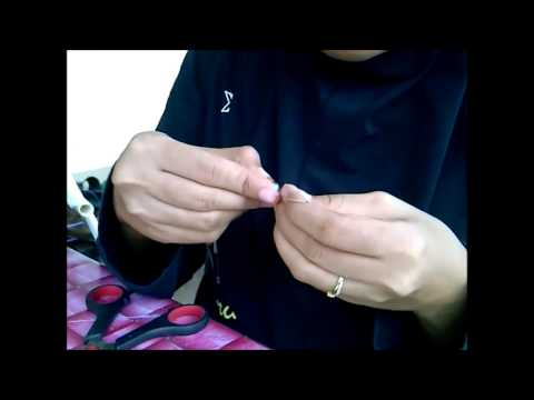 How to make Mobile Sculpture (dragonfly)~