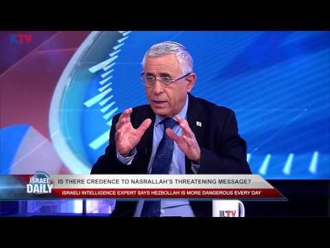 Mordechai Kedar, lecturer at Bar Ilan University - June 25,2017