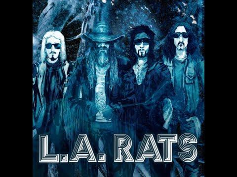 "supergroup L.A. Rats (Rob Zombie, Nikki Sixx,John 5) cover ""I've Been Everywhere"""