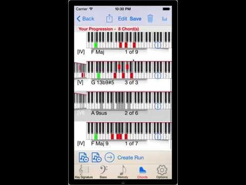 Never need sheet music again - Harmony Pro now on iPhone