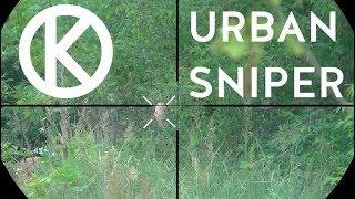Airsoft Sniper Gameplay - Urban Sniper