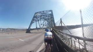 360 VR: Seattle to Portland Ride, 203 Miles in Five Minutes