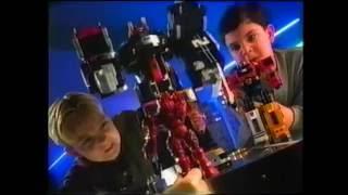 Power Rangers Lightspeed Rescue 2000