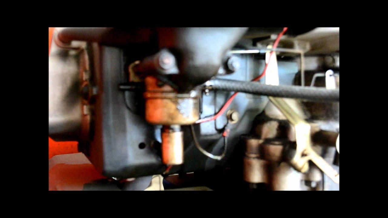 restoring a scotts riding lawn mower part 4 [ 1280 x 720 Pixel ]