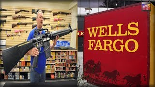 Wells Fargo SHOCKS With Gun Policy Move That Has Liberals FREAKING OUT All Over America