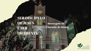 Culto ao Vivo 09/05/2021   IPB Votorantim   Rev. Welerson Evangelista