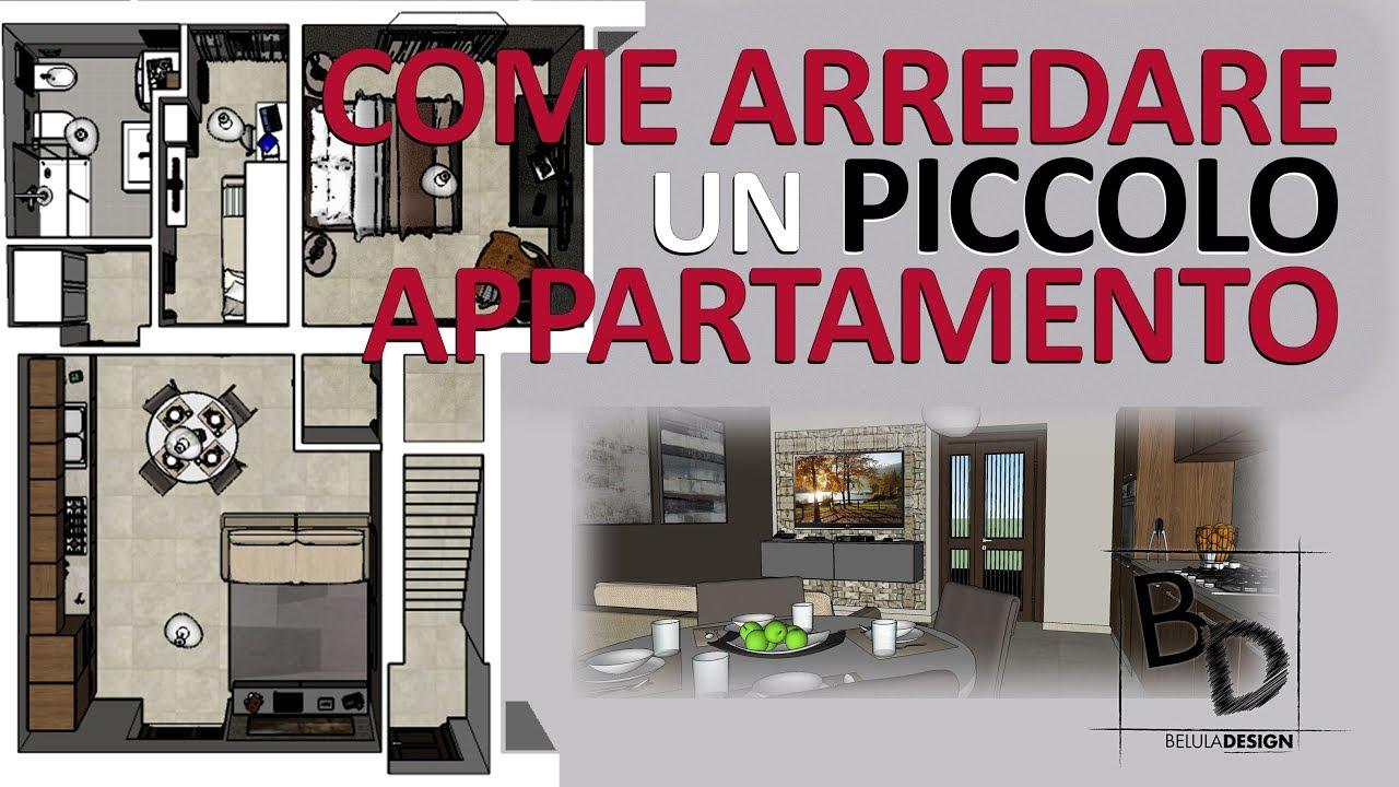 Come arredare un piccolo appartamento belula design for Arredare piccolo appartamento