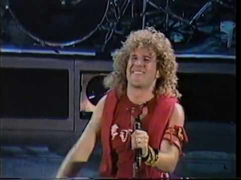 HSAS Live 1983 Sammy Hagar, Neal Schon, With Commercials (Part 2)