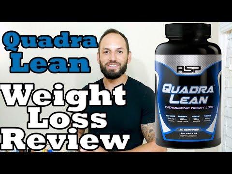 Quadra Lean Fat Burner  Supplement Review
