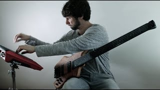 The Cranberries 'Zombie' (Fretless Bass & SPD-SX Sampling Pad)