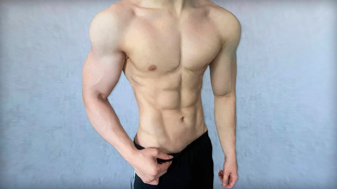 The Fastest Way To Get ABS Packs ( 10-Minute Challenge )