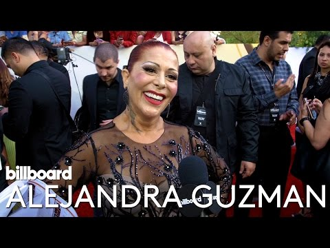 Alejandra Guzmán | Billboard Latin Music Awards 2016 Red Carpet