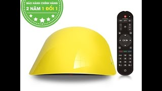 Review android tv box zidoo x1 version 2