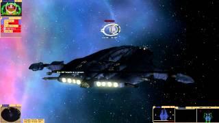 Bridge Commander Stargate Ship Pack V3: 2  Wraith Hive Ships Vs Ori Mothership