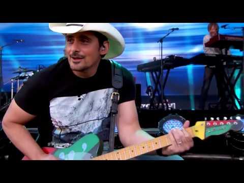 Brad Paisley - Perfect Storm (Live on Kimmel)
