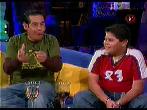"""entrevista a Edgar de """"la caida de Edgar""""  en otro rollo"""