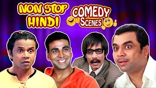 Best Of Hindi Comedy Scenes - Akshay Kumar - Rajpal Yadav - Johny Lever - Paresh Rawal