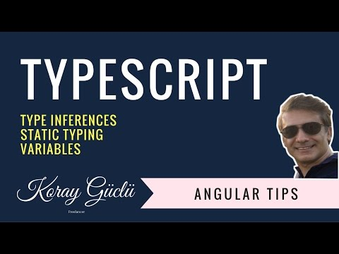 Typescript: Type Inference, Static Typing, Variables