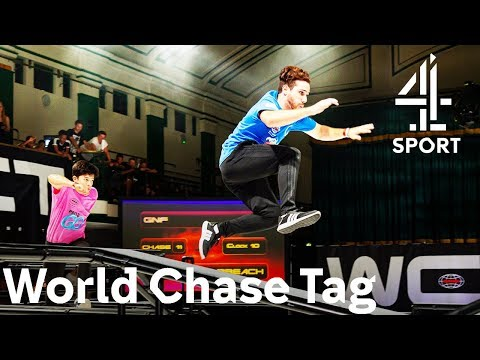 World Chase Tag - Most Extreme Parkour Tag You'll Ever See | WCT Championship 2019