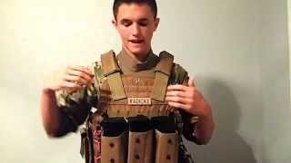 A LOOK AT THE FOX TACTICAL VITAL ORGAN PLATE CARRIER