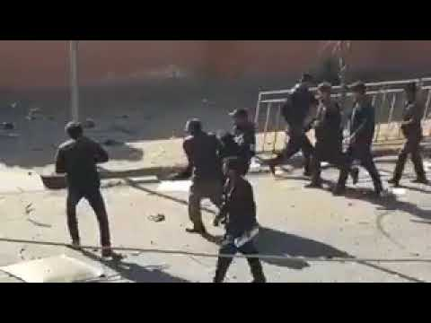 RAW VIDEO: Kabul Ambulance bomb explosion leaves 95 dead in Afghan capital
