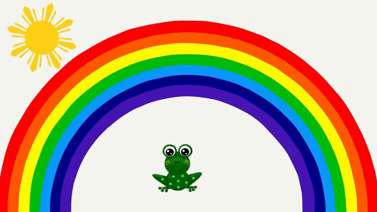 картинки радуги для детей