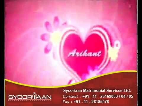 Sycoriaan Matrimonial Services Limited | Indian Matrimonial Services