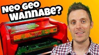 Neo Geo Wannabe?  The IGS PolyGame Master (PGM)