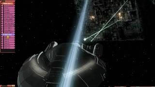 Endgame Voyager against Borg Cube