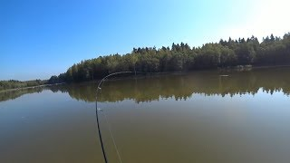 Утренняя рыбалка,в гостях у РК''Марлин''