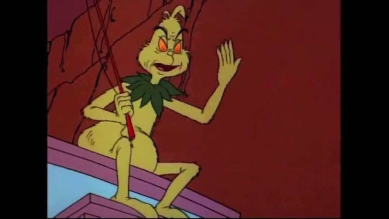 Halloween Is Grinch Night (TV Short 1977) - Halloween Is ...