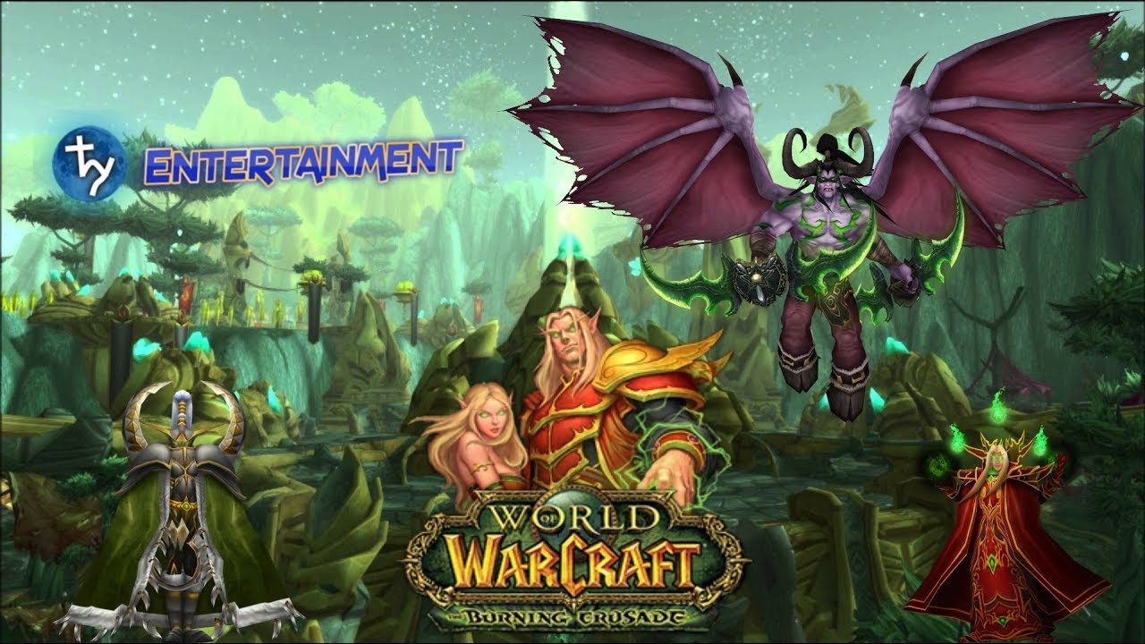 world of warcraft tbc