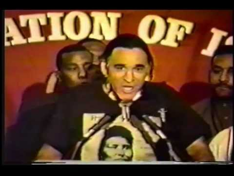 BROTHER ERNIE PANICCIOLI-Live At The Nation of Islam
