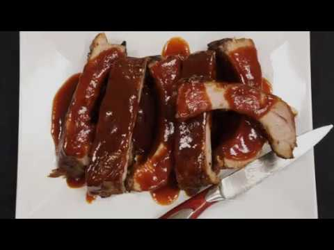 Baby Back Ribs 101 with Main Entrée's Bill Howell
