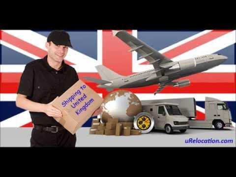 Shipping to United Kingdom