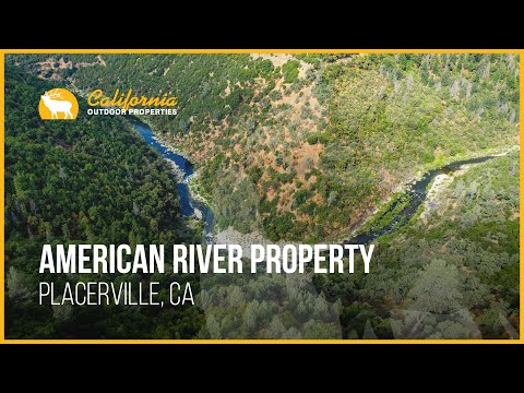 American River Property | Placerville, CA