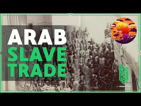 History of Arab Slave Trade