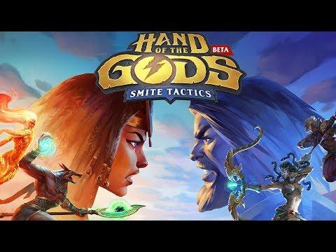 видео: БИТВА БОГОВ ► hand of the gods