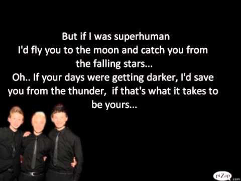 ReConnected - Superhuman With Lyrics